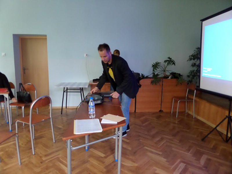 Działania profilaktyczne w Drobinie