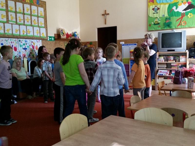 """Szkolenie do programu """"Cukierki"""" w Płocku"""