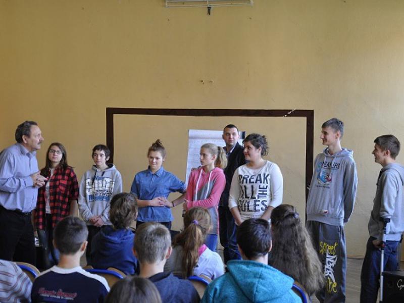 Profilaktyka w gminie Szerzyny