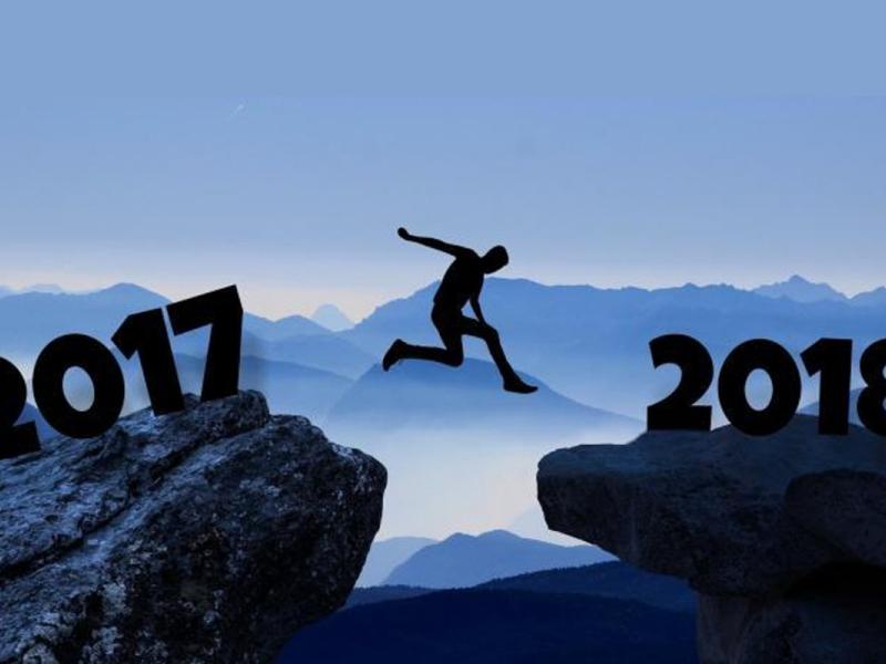 Początek Nowego Roku 2018